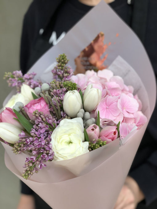 """Букет цветов """"Big Heart"""""""