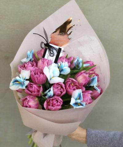 "Букет цветов ""Butterfly"""