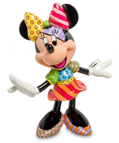 Disney Byb Britto Minnie Mouse