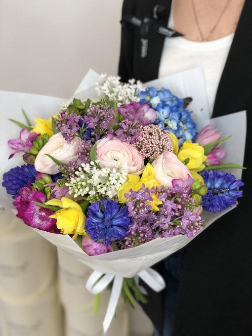 Букет цветов «Душистая поляна»