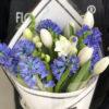 """Букет цветов """"Голубая лагуна"""""""