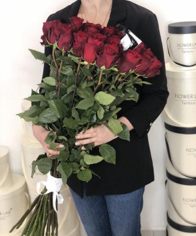 Букет роз эквадор