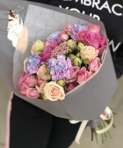 """Букет цветов """"Лунная соната"""""""