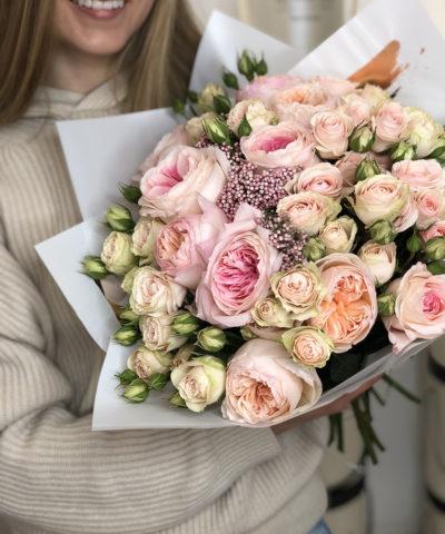 """Букет цветов """"Моя нежность"""""""