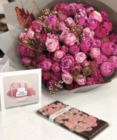 Букет Pink Dress