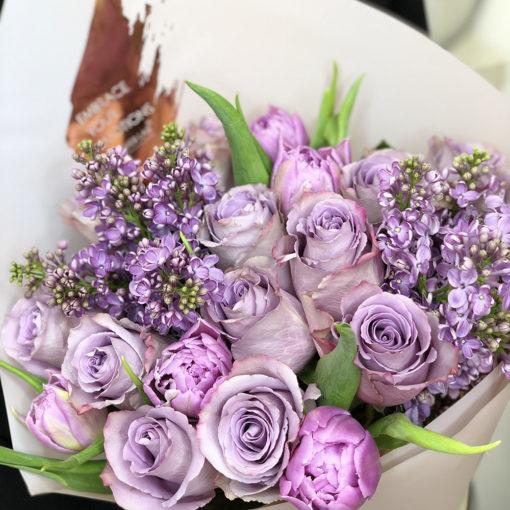 """Букет цветов """"Сирень"""""""