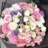 Букет цветов «Зимняя ночь»